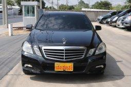 ขายรถ  Mercedes-Benz E250 CGI Avantgarde ปี2010 รถเก๋ง 4 ประตู