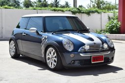 Mini Cooper 1.6 R50 (ปี 2006) Checkmate Hatchback AT