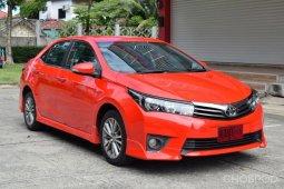 Toyota Corolla Altis 1.8 ALTIS (ปี 2014 ) ESPORT Sedan AT