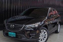 2017 CX-5 2.2 XDL AWD ดำ