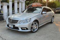 ขายรถ MERCEDES-BENZ E200 CGI Saloon (W212) AMG ปี 2012