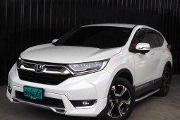 2017 CR-V 2.4 EL AWD ขาว
