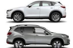เทียบ Subaru Forester vs Mazda CX-5 คันไหน ? จะตอบโจทย์คุณ