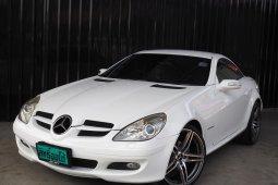 2004 Mercedes-Benz SLK200 (R171) ขาว