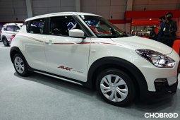Suzuki Swift GL Max Edition 2020 คันจริง ลุคสปอร์ตรอบคัน เหมาะสำหรับแต่งต่อ