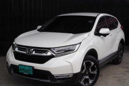 2017 CR-V 1.6 DT EL 4WD ดีเซล ขาว