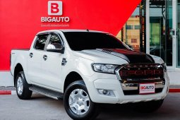2017 Ford Ranger 2.2 XLT  Hi-Rider DOUBLE CAB Pickup AT (ปี 15-18) P7650