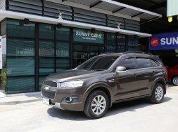 ขายรถ Chevrolet Captiva LTZ 2012 รถ SUV ฟรีดาวน์
