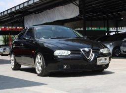 ขายรถ Alfa Romeo 156 2.0 Selespeed 2000 รถเก๋ง 4 ประตู ฟรีดาวน์