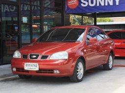 ขายรถ Chevrolet Optra 1.8 LT 2004 รถเก๋ง 4 ประตู