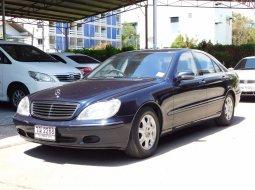 ขายรถ 2001 Mercedes-Benz S280 W220 รถเก๋ง 4 ประตู