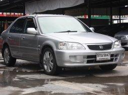 ขายรถ Honda CITY 1.5 Type-Z VTi 2002 รถเก๋ง 4 ประตู