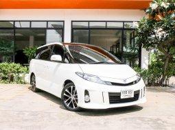 2013 Toyota ESTIMA 2.4 Aeras รถตู้/MPV