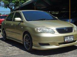 ขายรถมือสอง Toyota Corolla Altis 1.6 E Sedan AT