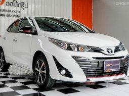 ขายรถ Toyota Yaris Ativ 1.2 S ปี2018 รถเก๋ง 4 ประตู