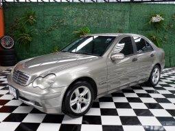 2005 Mercedes-Benz C180 Kompressor Elegance รถเก๋ง 4 ประตู