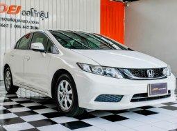 ขายรถ Honda CIVIC 1.8 S i-VTEC ปี2015 รถเก๋ง 4 ประตู
