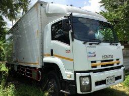 2010 ISUZU FORWARD FTR 240 EURO3 SUPER COMMONRAIL รถบรรทุก 6 ล้อใหญ่  240 HP   TRUCK