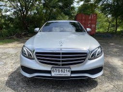 2016 Mercedes-Benz E220 Executive รถเก๋ง 4 ประตู