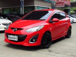 *ใช้เงิน 5 พันออกรถ *จัดได้ไฟแนนซ์ได้เต็ม *ฟรีดาวน์ *แถมประกันภัย 2012 Mazda 2 1.5 (ปี 09-14) Sports Spirit Hatchback AT