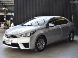 ห้ามพลาด Toyota Altis1.8E ปี 16 ไมล์น้อย 8x,xxx km. สภาพสวย