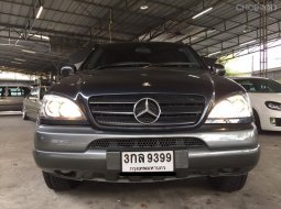 2001 Mercedes-Benz ML320 W163 สภาพสวยจัด ไมล์แท้ 155,xxx km.