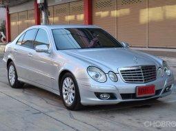 Mercedes-Benz E200 1.8 W211 (ปี 2008 ) NGT Sedan AT
