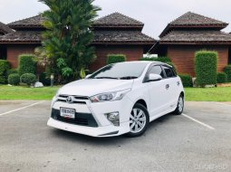 2014 Toyota YARIS 1.5 G Limited รถเก๋ง 5 ประตู