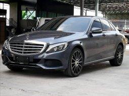 2019 Mercedes-Benz C 180 CDI รถเก๋ง 4 ประตู