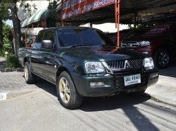 ขายรถมือสอง 2004 Mitsubishi Strada 2.5 GLX Mega Cab Pickup MT