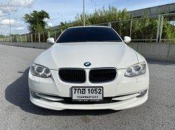 2010 BMW 320i M Sport รถเปิดประทุน