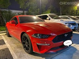2020 Ford Mustang EcoBoost รถเก๋ง 2 ประตู