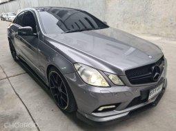 🔥จองให้ทัน🔥 Benz E250 CDI AMG ปี 2010 จด 11 ดีเซลล้วน ไมล์แท้