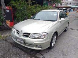 2003 Nissan SUNNY 1.8 Almera Young รถเก๋ง 4 ประตู