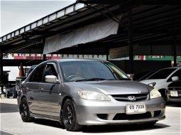 ขายรถ 2004 Honda CIVIC 1.6 EXi รถเก๋ง 4 ประตู