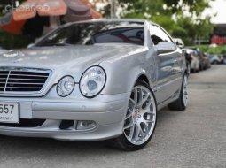 2001 Mercedes-Benz CLK230 Kompressor Elegance รถเก๋ง 4 ประตู