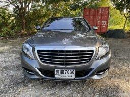 2016 Mercedes-Benz S500 PLUG-IN HYBRID W222 รถเก๋ง 4 ประตู