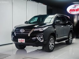 ขายรถ Toyota Fortuner 2.4 V ปี 2018