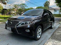 Lexus RX270 Premium 2013 มือเดียว