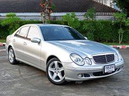 vายถูก Benz E200 Kompressor W211 ปี 2006