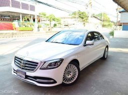Mercedes-Benz W222 S350D Exclusive AT ปี 2020
