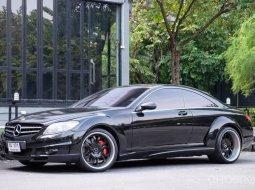 Mercedes-Benz CL500 V8 5,500cc.