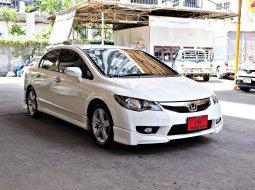 ขายรถ Honda CIVIC 1.8 E i-VTEC ปี2009 รถเก๋ง 4 ประตู