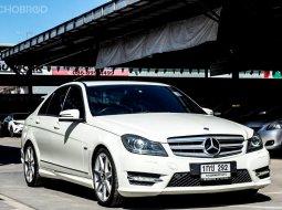 ขายรถ 2013 Mercedes-Benz C 180 CGI Blue EFFICIENCY รถเก๋ง 4 ประตู