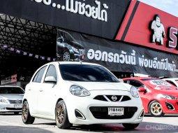 ขายรถ 2017 Nissan MARCH 1.2 E รถเก๋ง 5 ประตู
