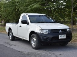 ขายรถมือสอง 2013 Mitsubishi TRITON 2.4 CNG Single Cab Pickup MT
