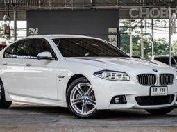 2014 BMW 528i M Sport มือเดียว เซอร์วิสทุกระยะ ไมล์ 123,xxx km.