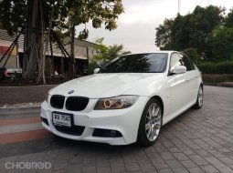 2012 (คศ2011) bmw 325 2.0 E90 M-sport sedan AT (mnc) สีขาว