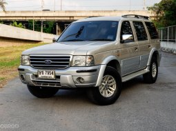 Ford Everest 2.5LTD SUV M/T 2003