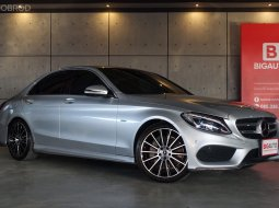 2018 Mercedes-Benz C350 2.0 W205 e AMG Dynamic Sedan AT (ปี 14-19) B6807